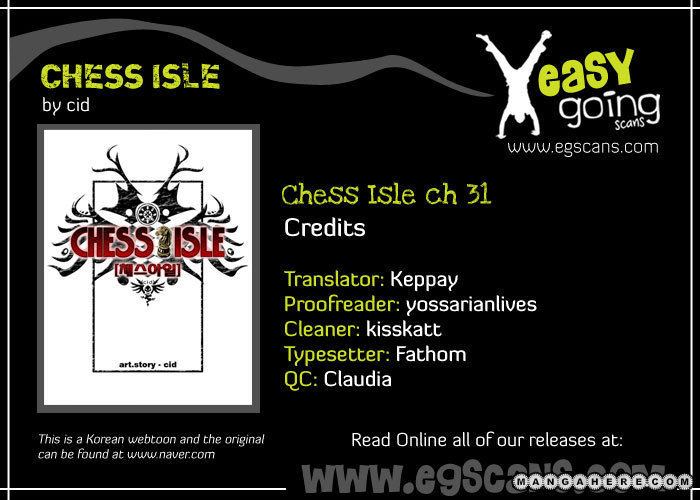 Chess Isle 31 Page 1