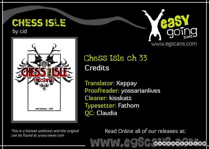 Chess Isle 33 Page 1