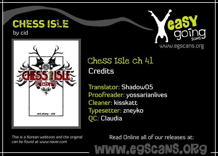 Chess Isle 41 Page 1