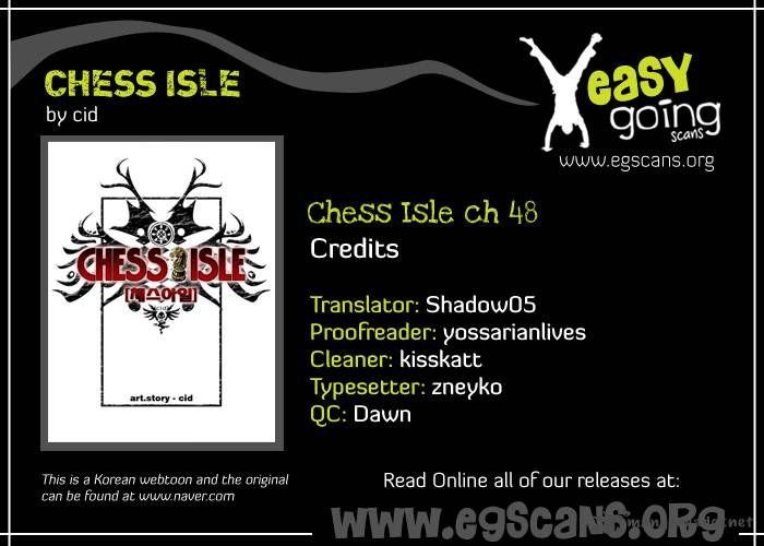 Chess Isle 48 Page 1