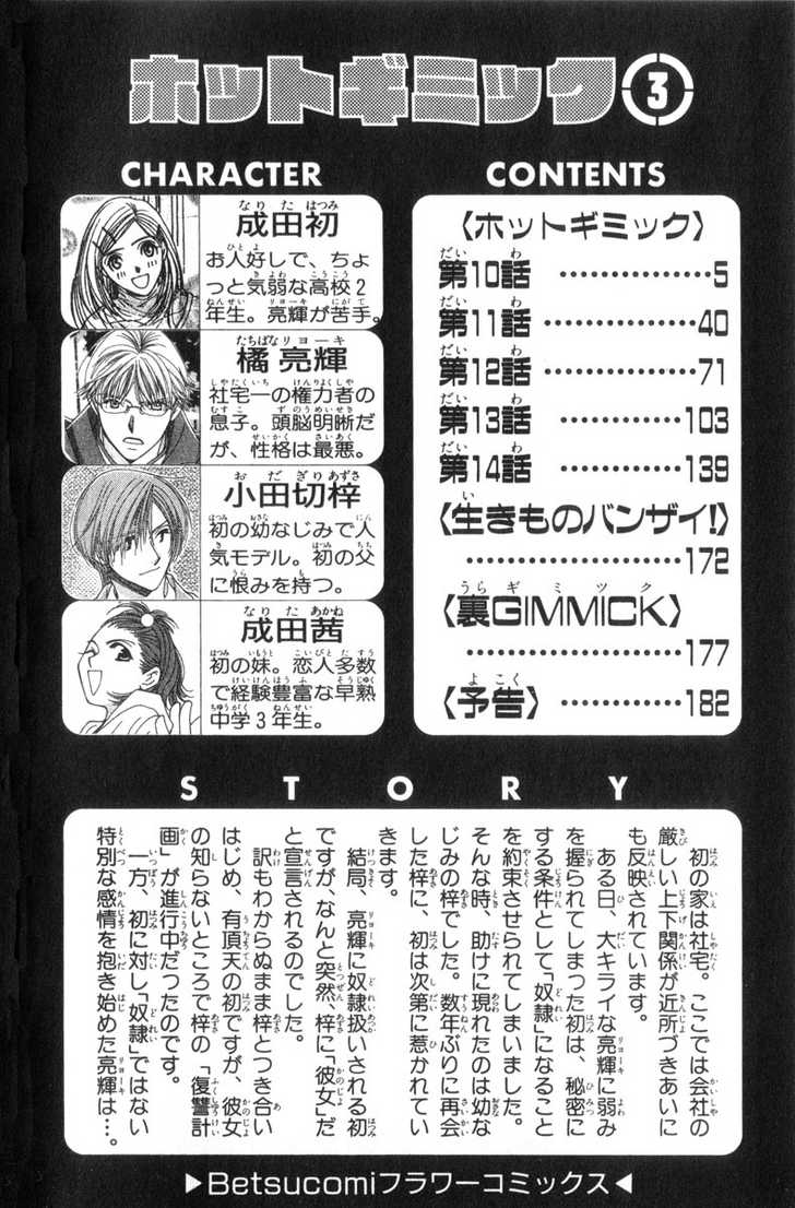 Hot Gimmick 10.1 Page 3