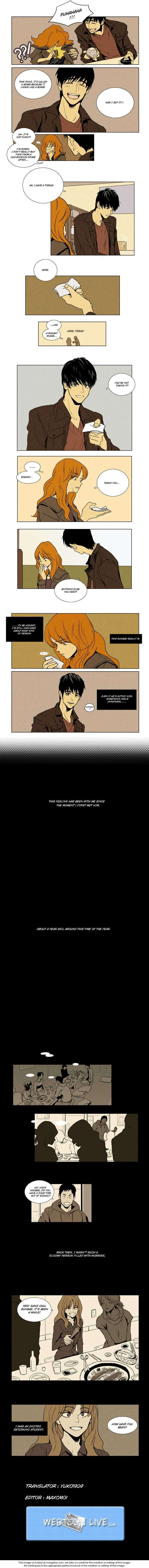Cheese In The Trap 2 Page 2