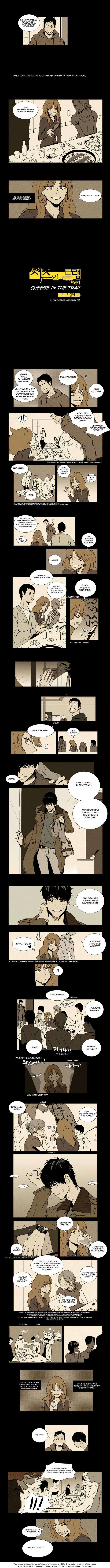 Cheese In The Trap 3 Page 1