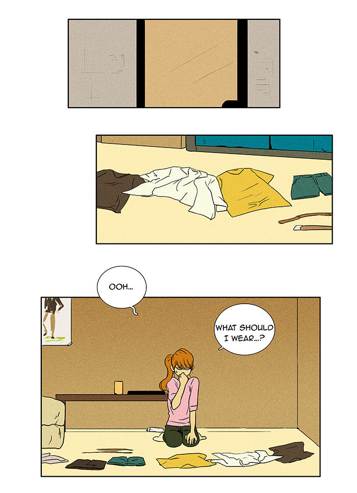 Cheese In The Trap 26 Page 2