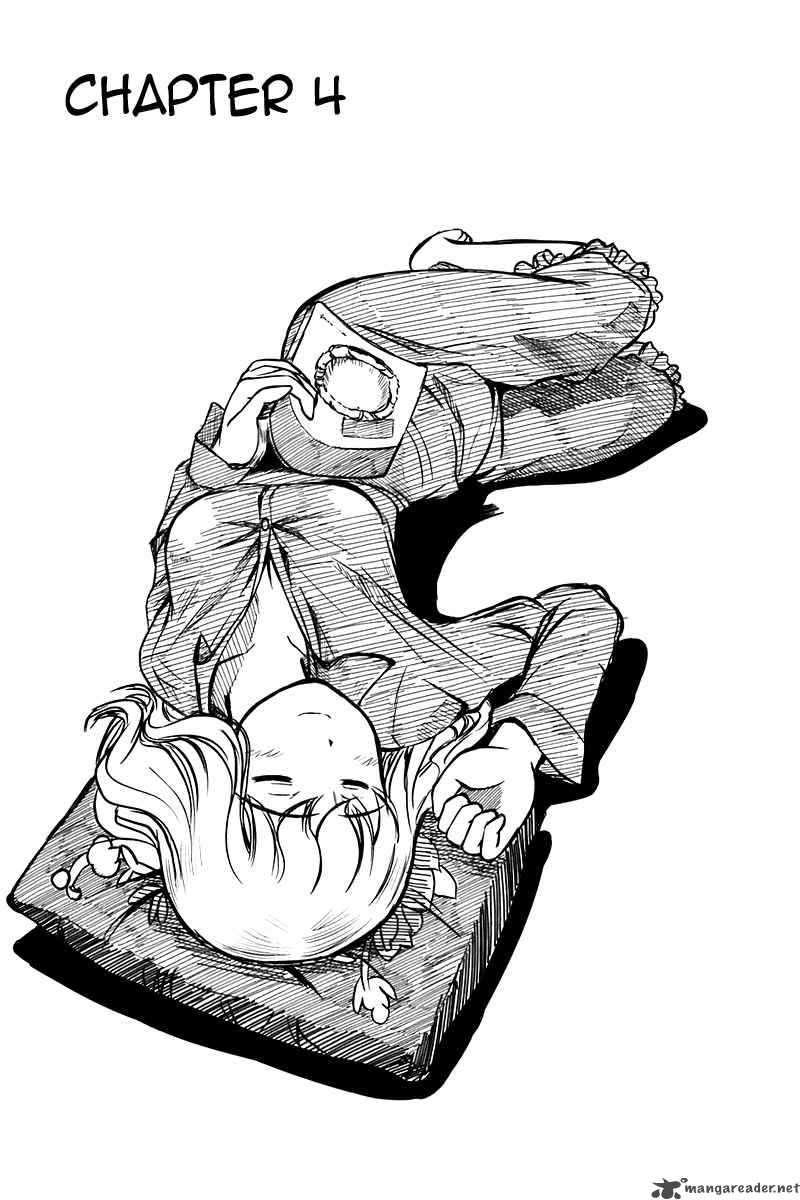 Amnesia Labyrinth 4 Page 1