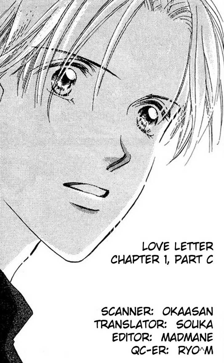 Love Letter 1.3 Page 1