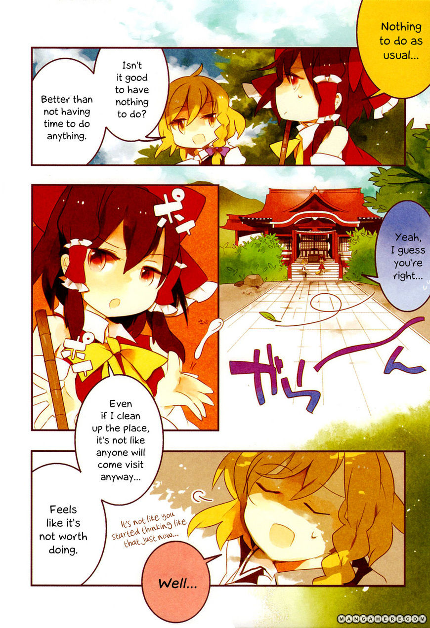 Touhou Ibarakasen Wild And Horned Hermit 7 Page 2