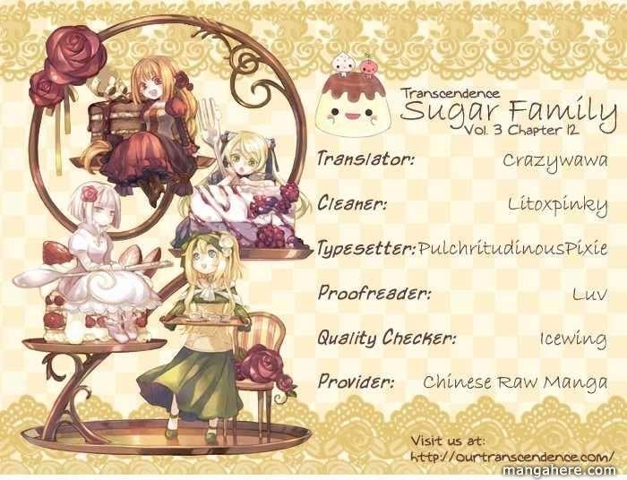 Sugar Family 12 Page 1