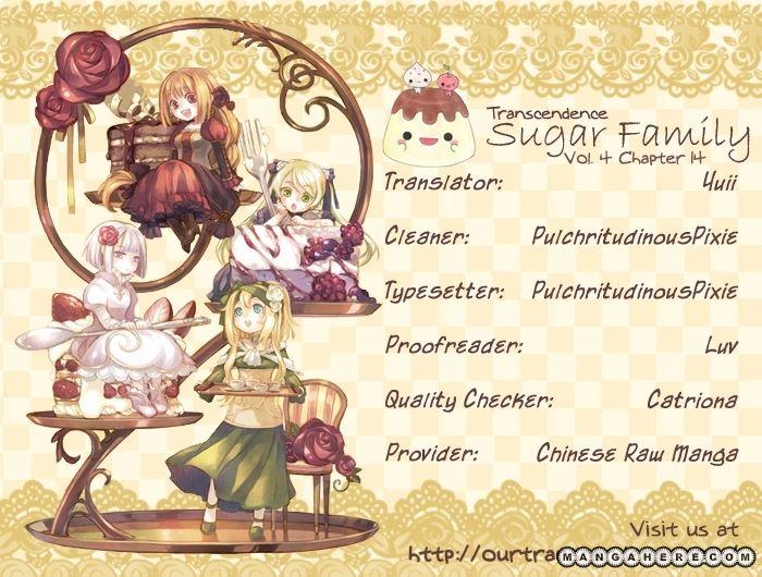 Sugar Family 14 Page 1
