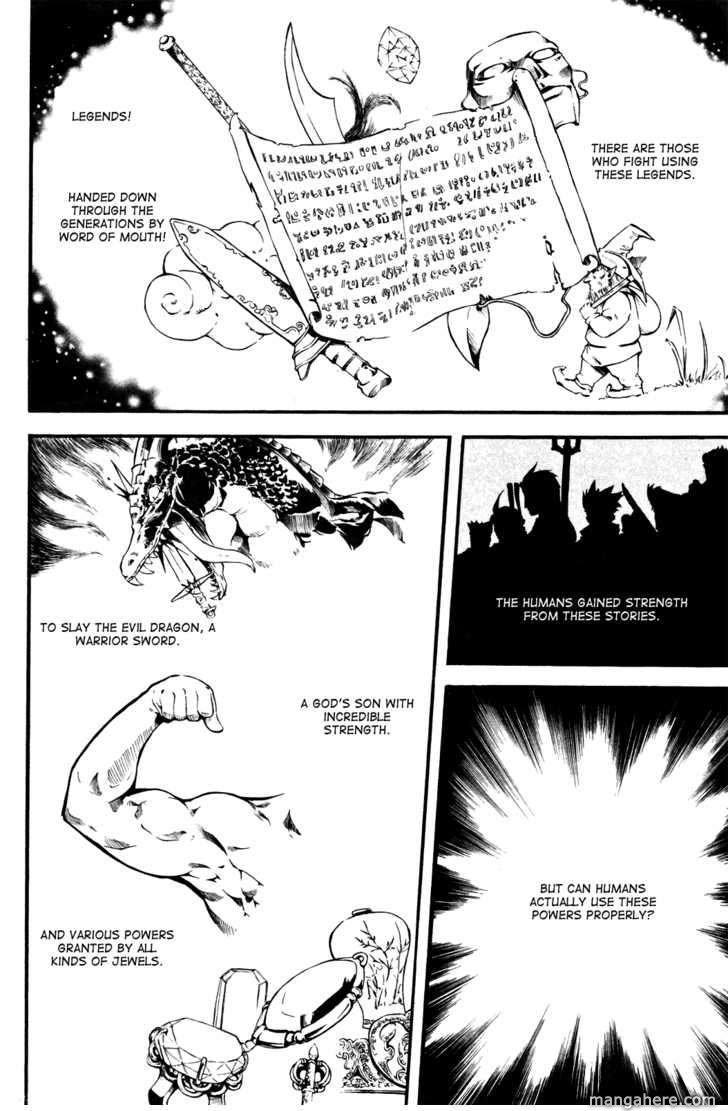 Legend Hustle 7 Page 1