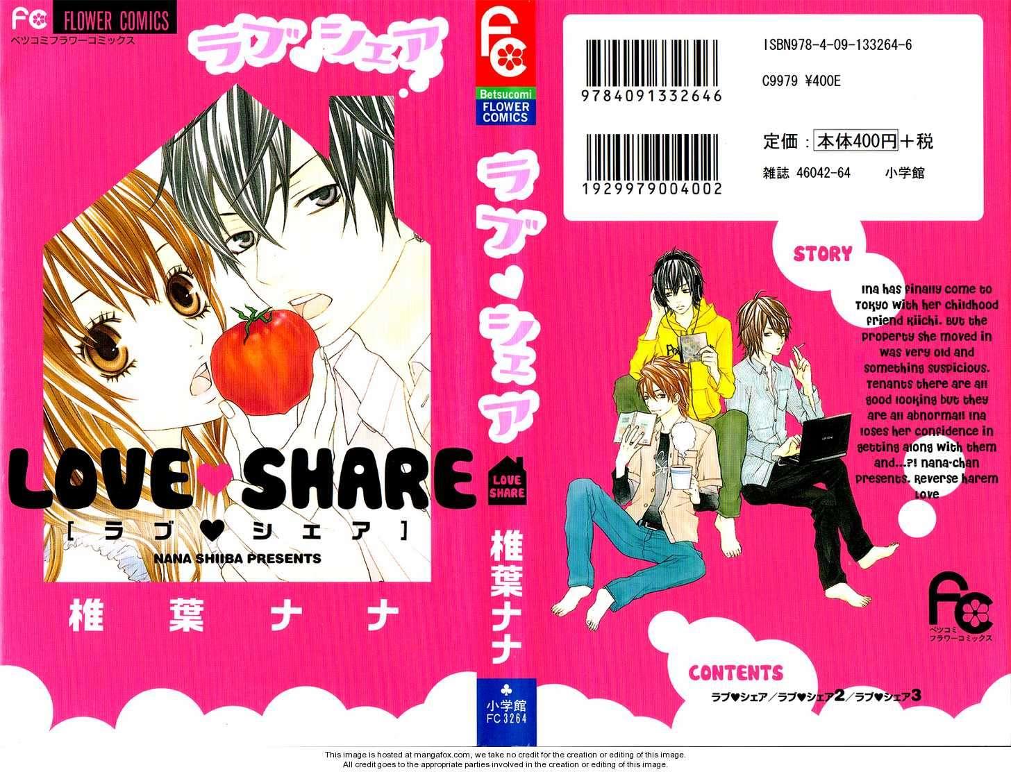 Love Share Shiiba Nana 1 Page 2