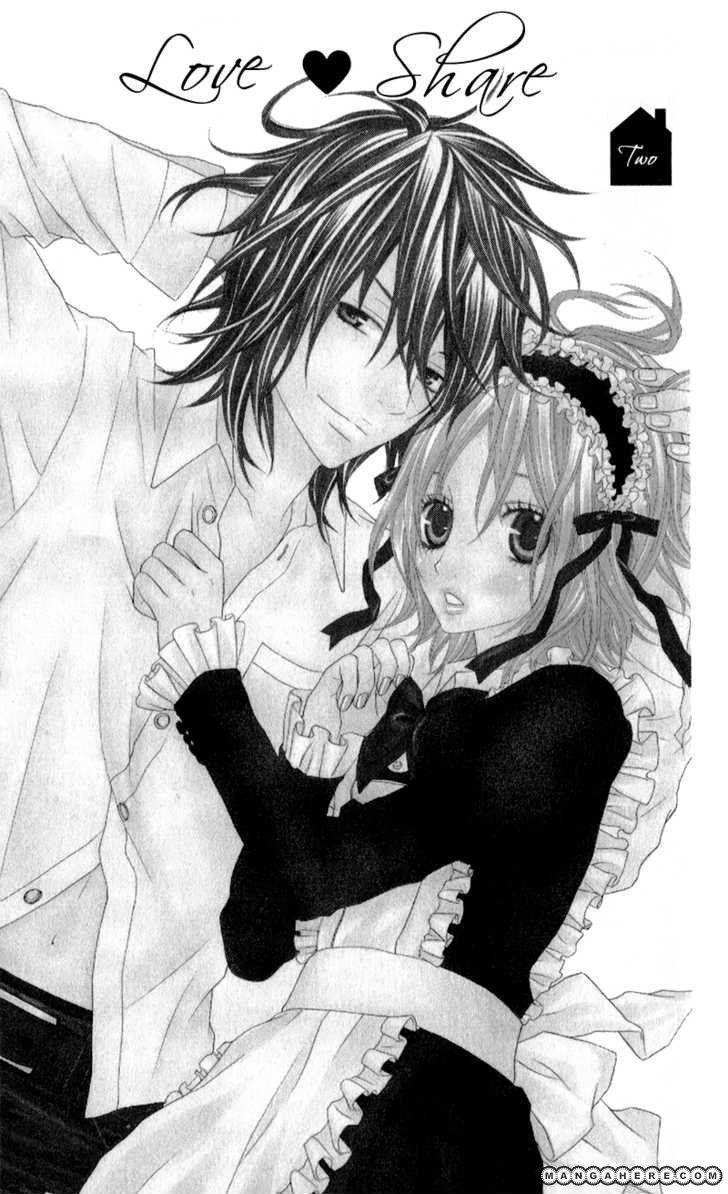 Love Share Shiiba Nana 2 Page 2