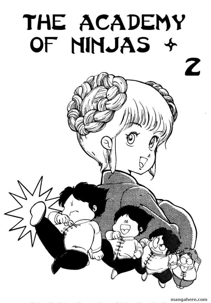 Sasuga No Sarutobi 6 Page 2