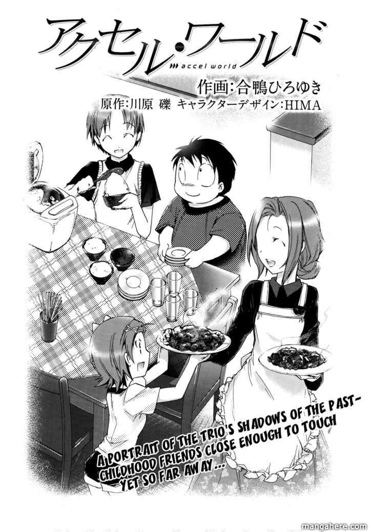 Accel World 5 Page 1