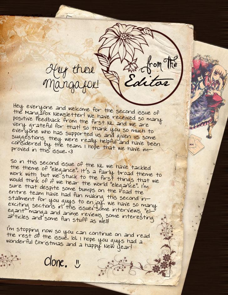 Mangafox Magazine 2 Page 2