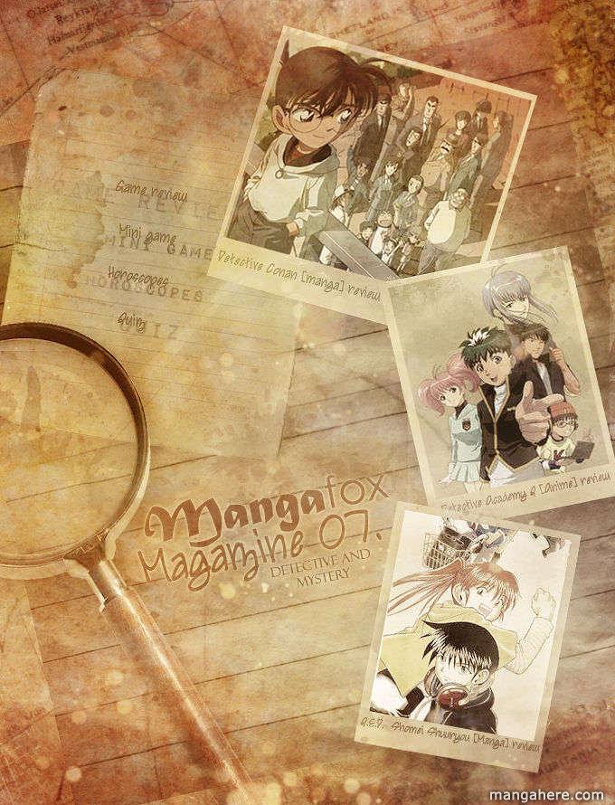 Mangafox Magazine 7 Page 1