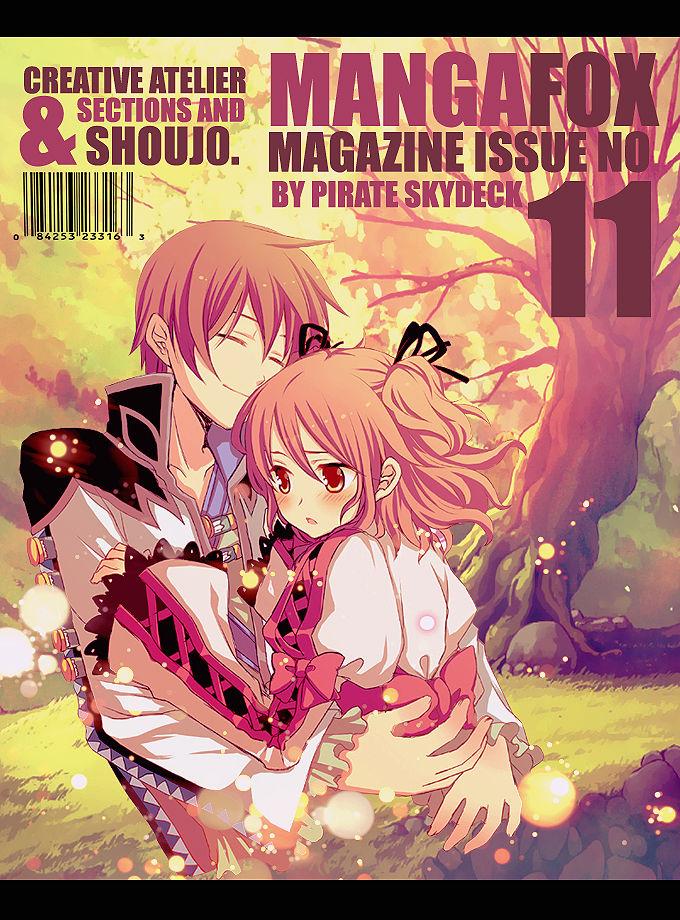 Mangafox Magazine 11 Page 1