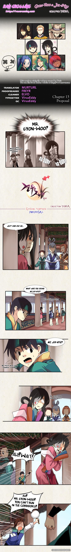 Gyon Woo Jik Nyu 13 Page 1