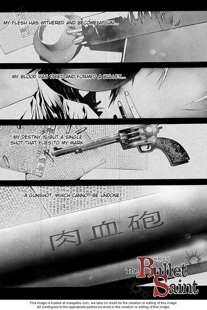 The Bullet Saint 1 Page 2