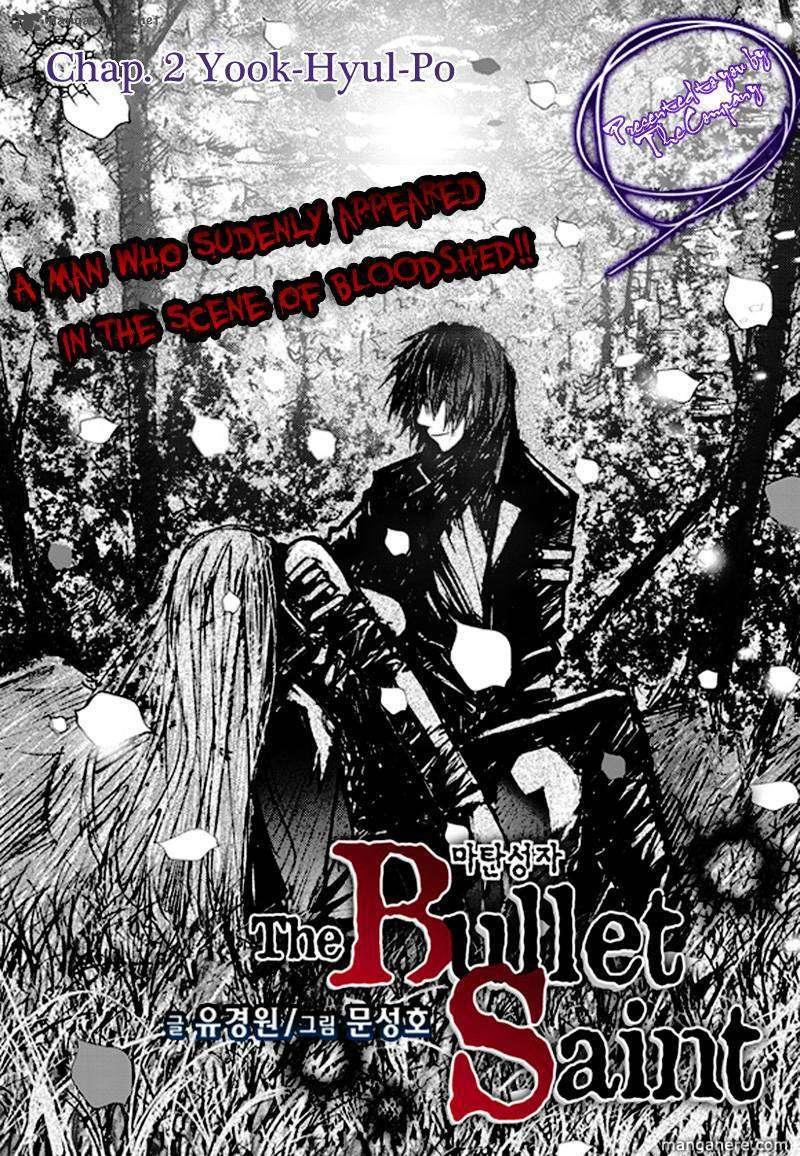 The Bullet Saint 2 Page 1