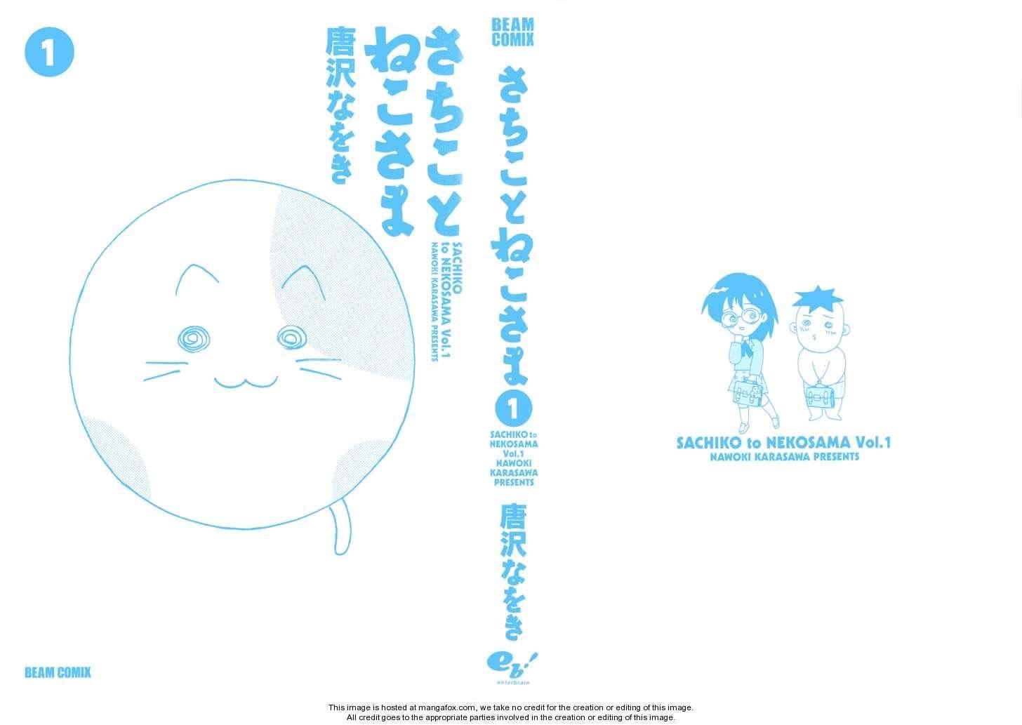 Sachiko To Neko Sama 1 Page 2