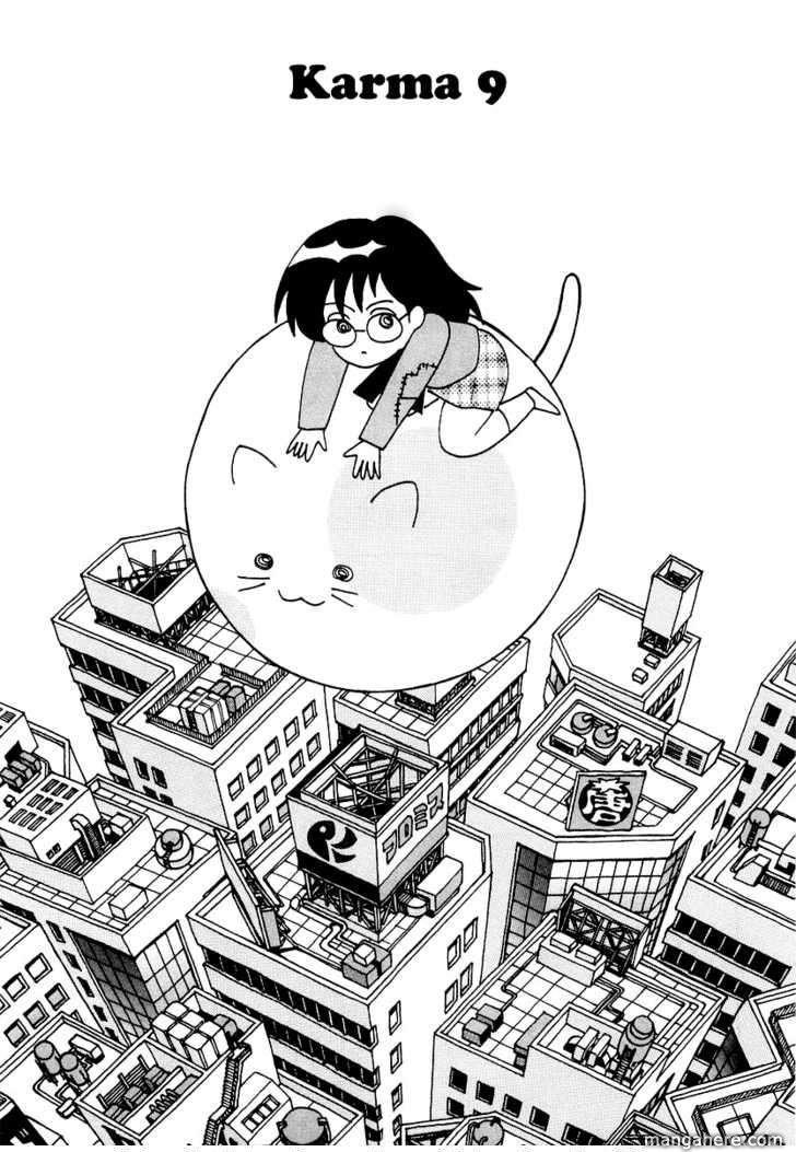 Sachiko To Neko Sama 9 Page 1