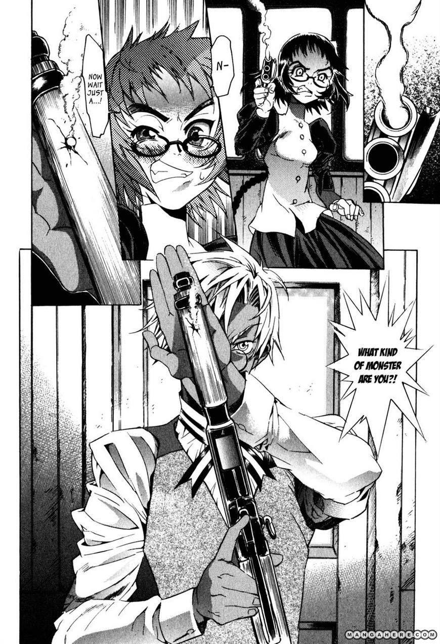 Wild Arms Hananusubito 11 Page 2