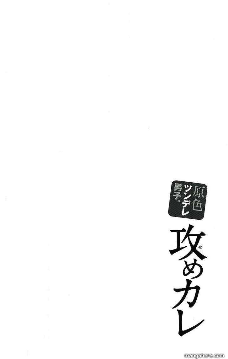 Genshoku Tsundere Danshi Semekare 3 Page 2