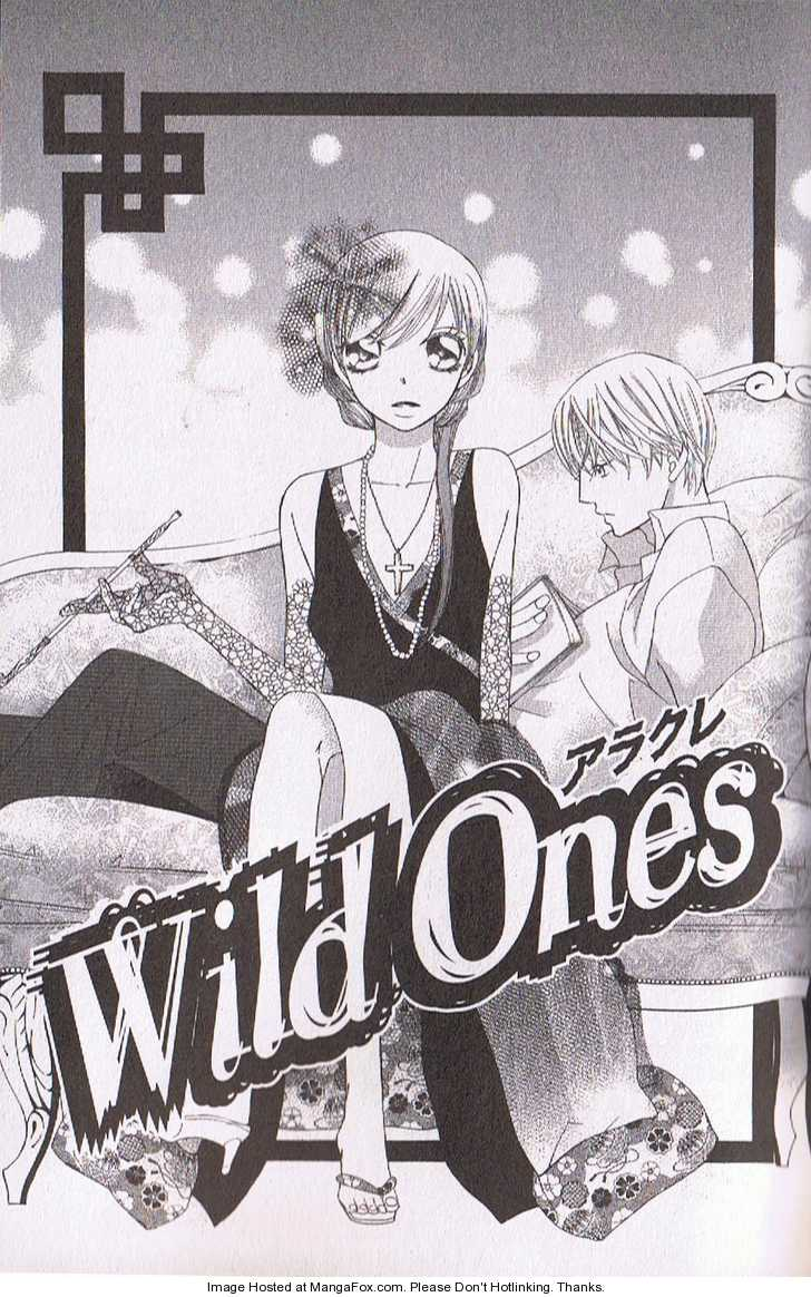 Wild Ones 17 Page 1