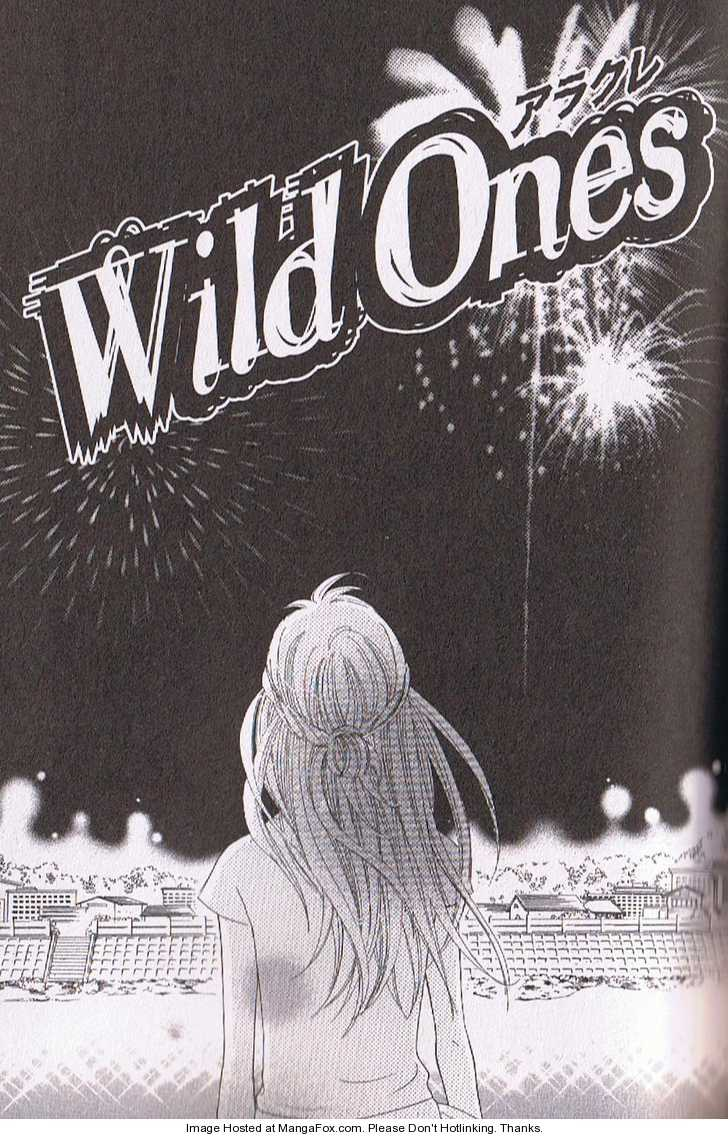 Wild Ones 18 Page 1