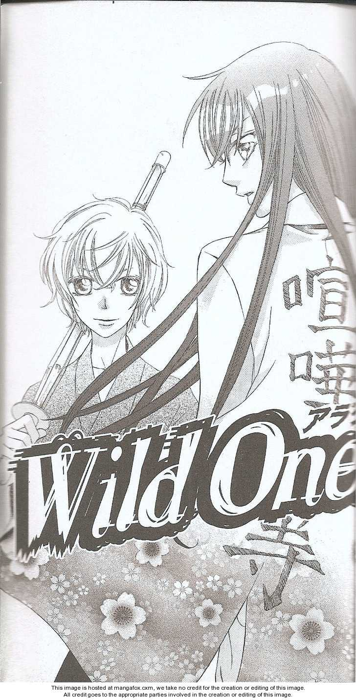 Wild Ones 29 Page 1