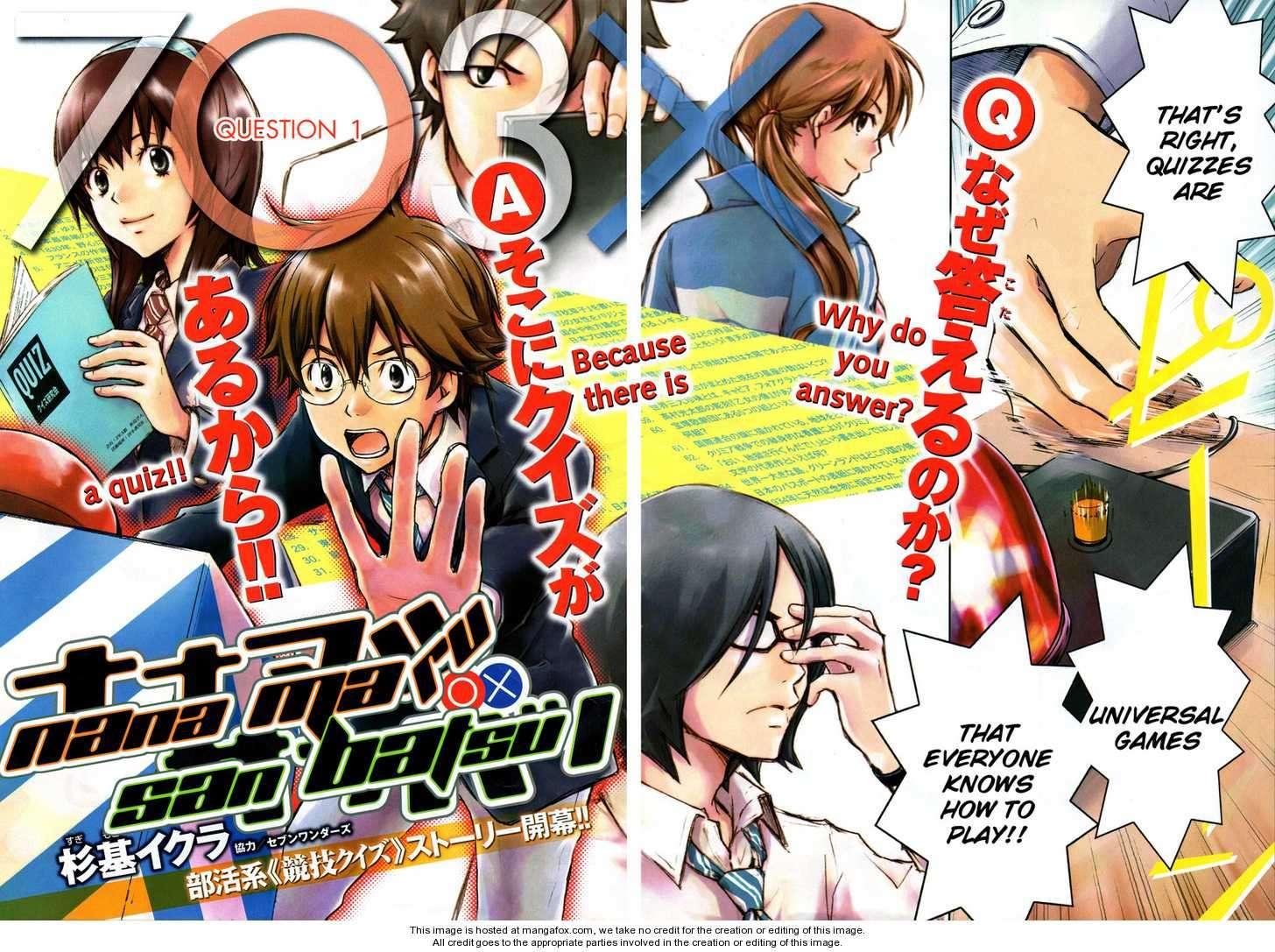 Nana Maru San Bantsu 1 Page 2