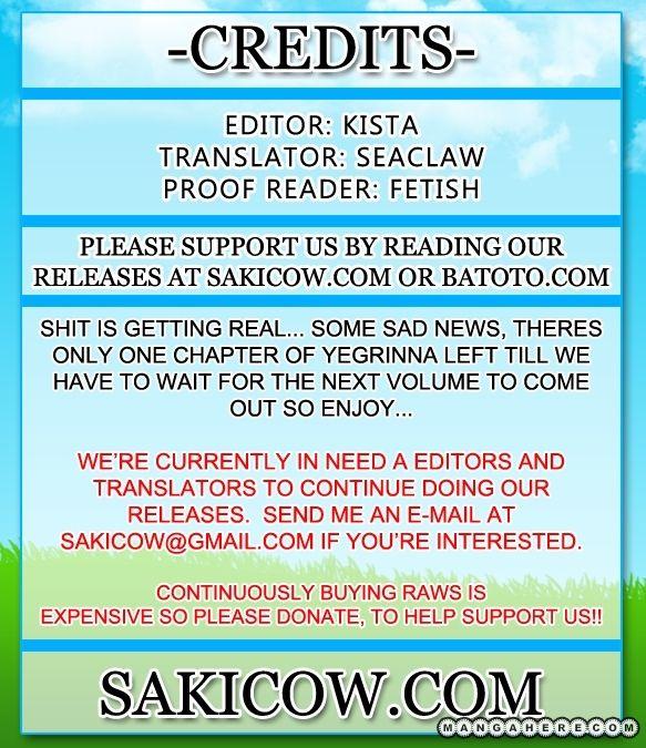 Carnivorous Princess Yegrinna 13 Page 1