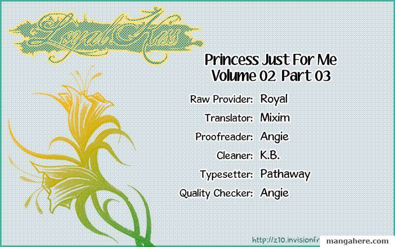 Princess Just For Me 7 Page 2
