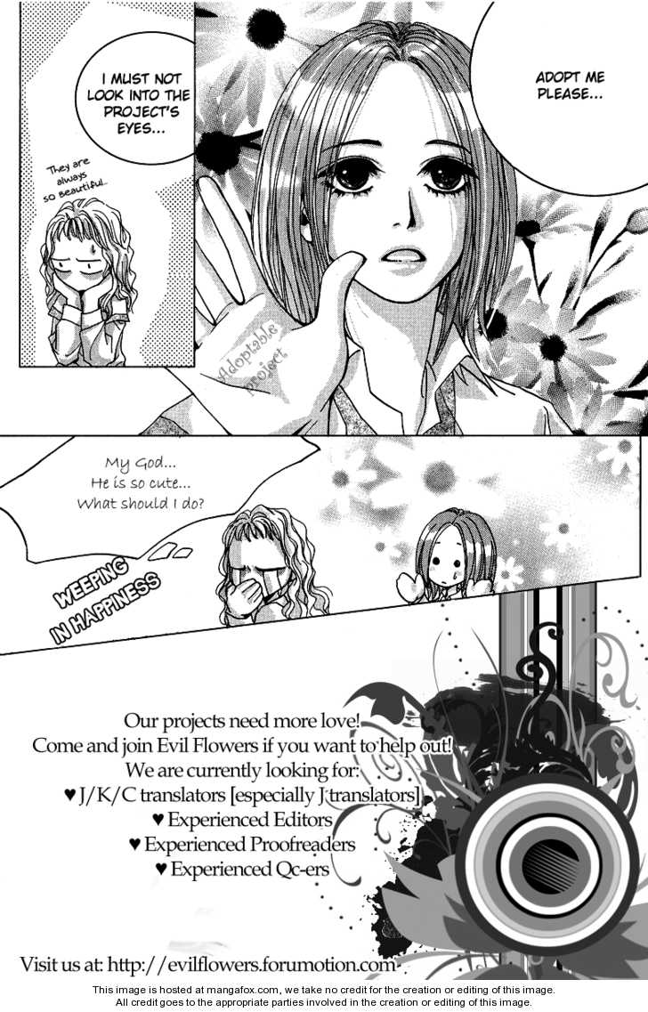 Gokuraku Seishun Hockey Club 34 Page 1