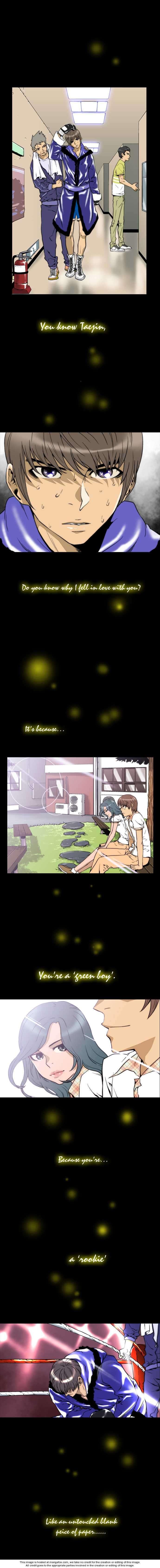 Green Boy 1 Page 1