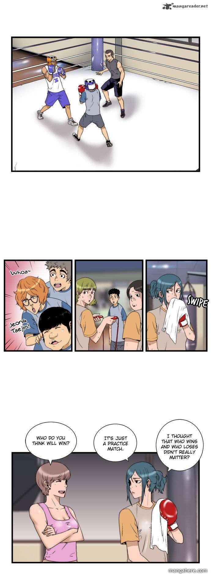 Green Boy 30 Page 1