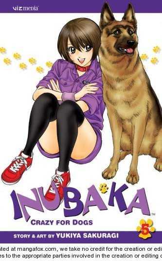 Inubaka 42 Page 1