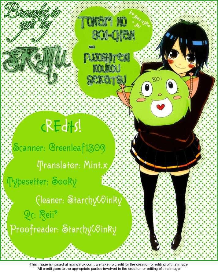 Tonari No 801 Chan Fujoshiteki Koukou Seikatsu 1 Page 1