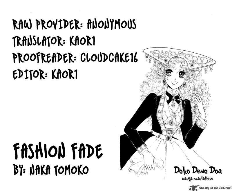 Fashion Fade 3 Page 1