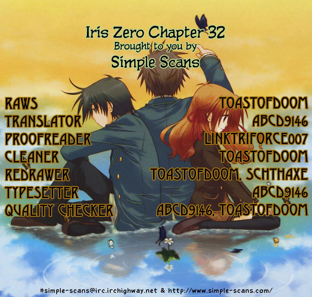 Iris Zero 32 Page 1