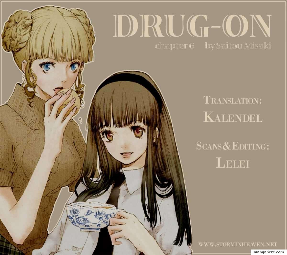 Drug On 6 Page 1