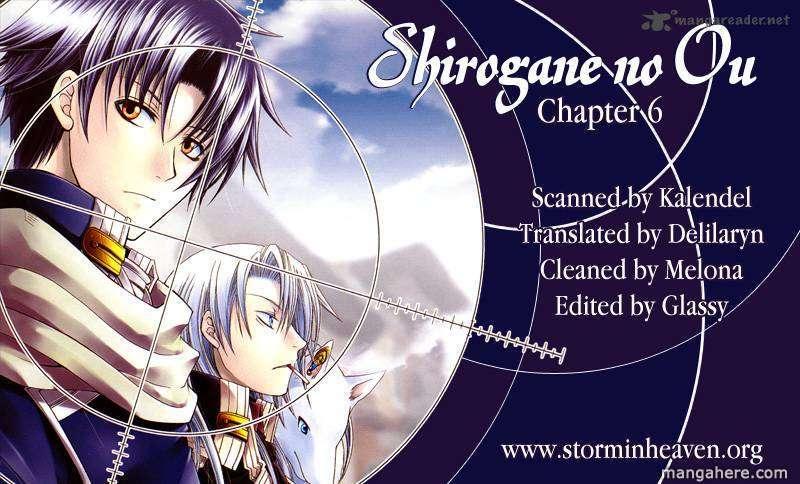 Shirogane No Ou 6 Page 1