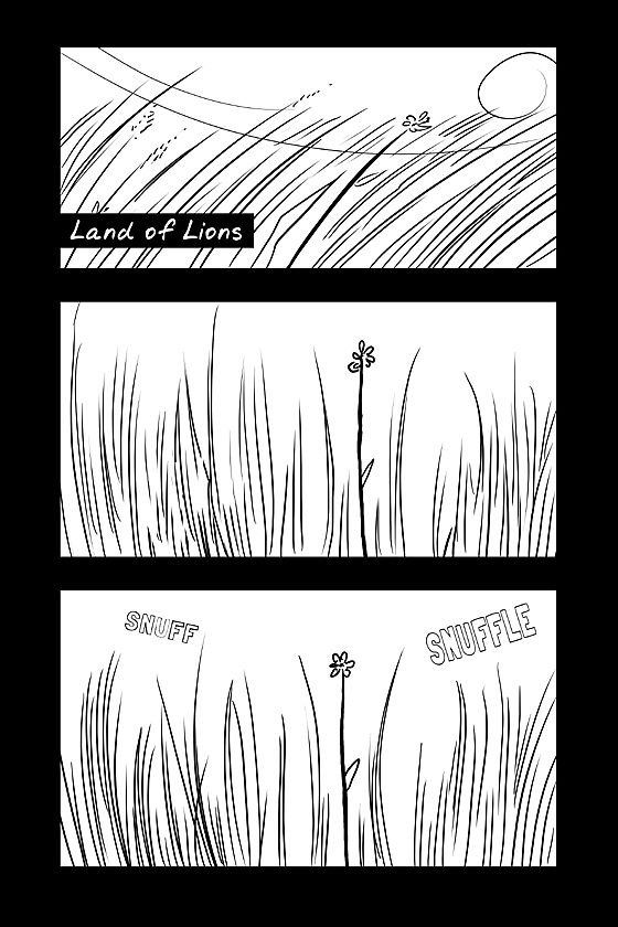 Land Of Lions 19 Page 2