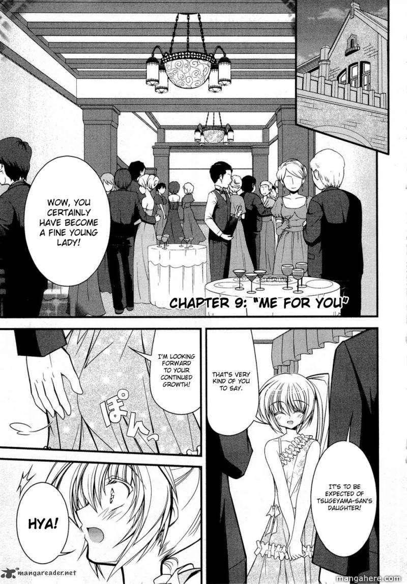 Shitsuji Shoujo To Ojousama 9 Page 1