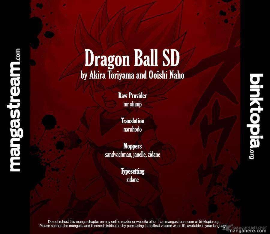 Dragon Ball SD 2 Page 2