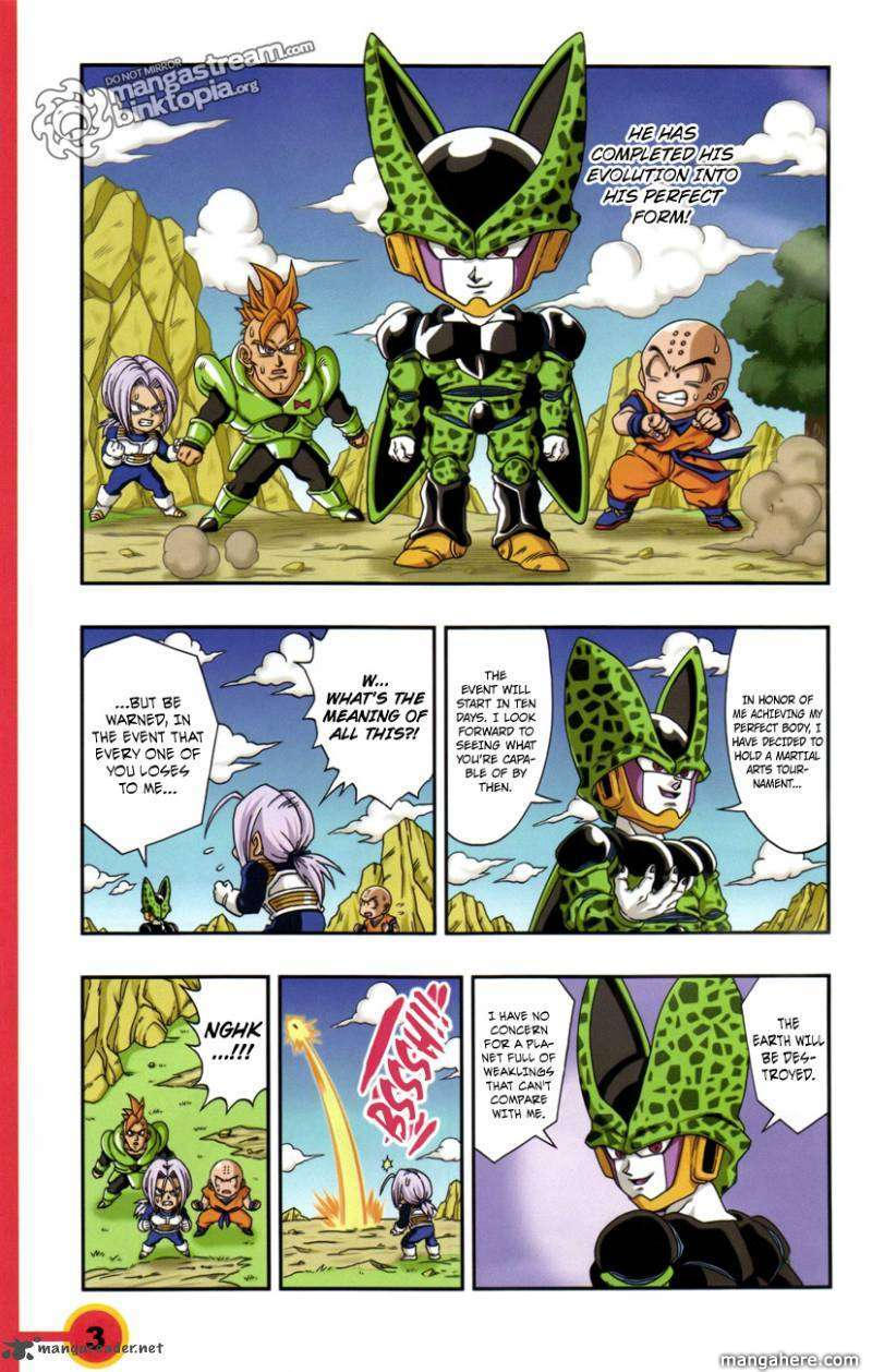 Dragon Ball SD 3 Page 3