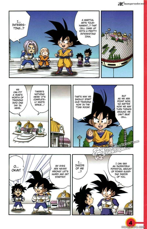 Dragon Ball SD 3 Page 4