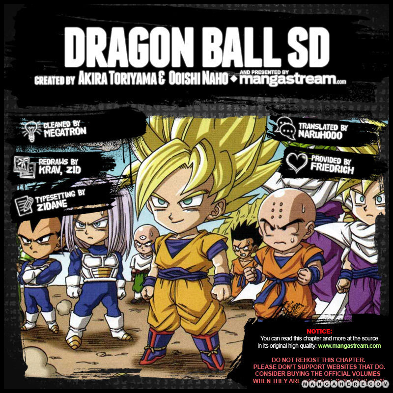 Dragon Ball SD 4 Page 2