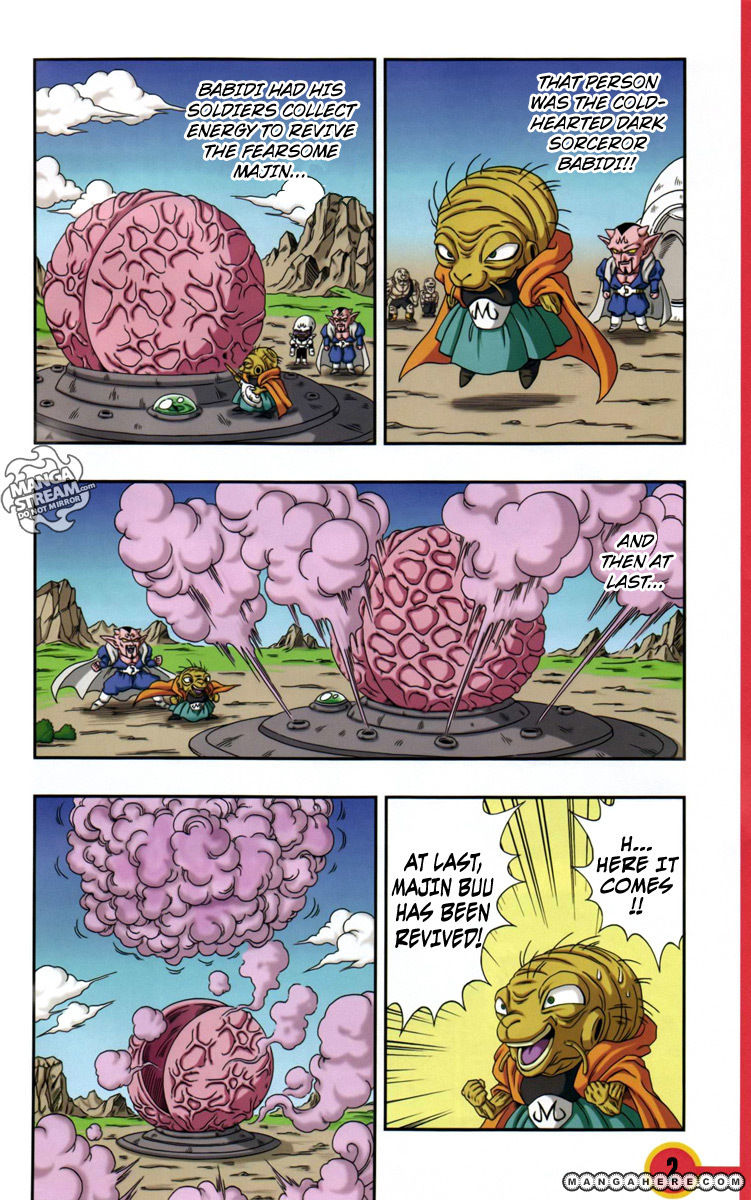 Dragon Ball SD 4 Page 3